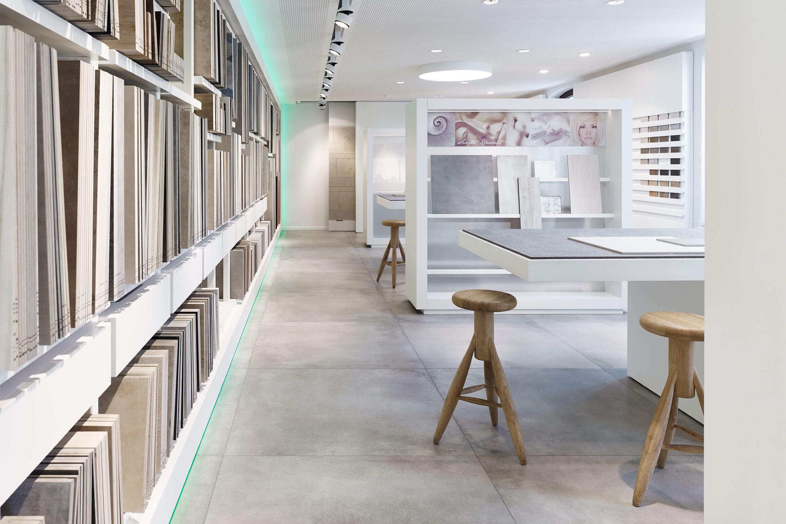 Q21 Concept Düsseldorf – DSK Innenarchitektur